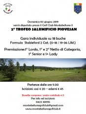 2° Trofeo Salumificio Piovesan