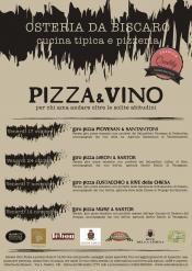 Ti aspettiamo al Pizza & Vino!